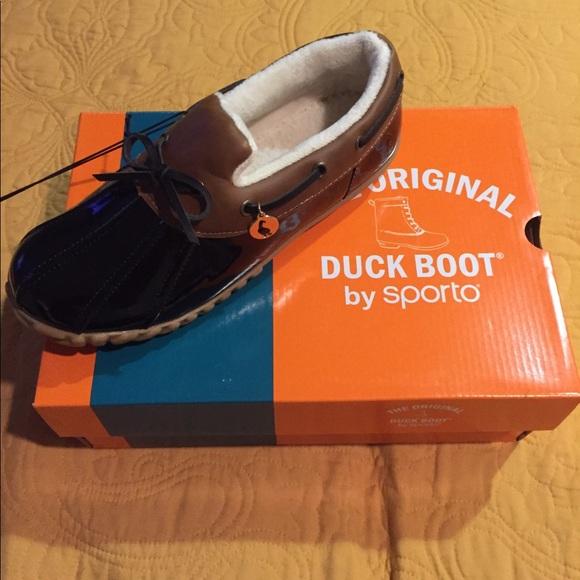 af57cb0df93 The Original Duck Boots BNWT!!!